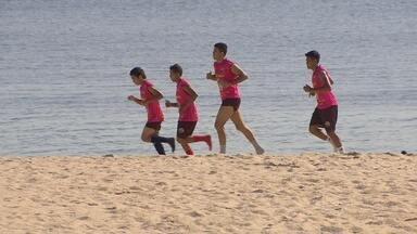 Com a maioria de garotos, Tarumã se prepara para a Série B do Amazonense - Time estreia somente no próximo fim de semana.