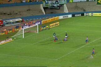 Bahia perde para o Goiás e aumenta risco de rebaixamento - A cada rodada o desempenho do time piora.