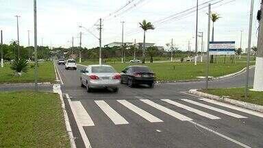 Motoristas reclamam que fallta de sinzalição na ES-010 causa acidentes frequentes - Motoristas reclamam que velocidade exagerada causa acidentes.