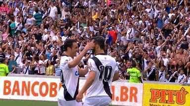 Depois de 7 meses, Vasco volta ao Maracanã e vence o ABC na série B do Brasileirão - Torcida faz festa e conquista Kleber, que quer voltar a jogar no estádio.