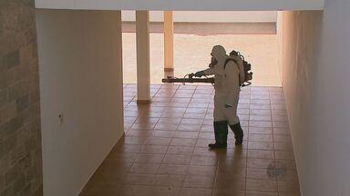 Com vinte casos de dengue confirmados em um mês, Mococa entra em estado de alerta - Com vinte casos de dengue confirmados em um mês, Mococa entra em estado de alerta