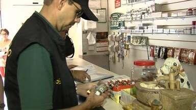 Conselho Regional de Medicina Veterinária realiza operação em petshops de Goiânia - Objetivo é apurar denúncias de falta de médico veterinário, empresas sem registro ou uso de medicamento vencidos.