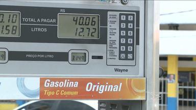 Em São Luís, o aumento de 3% no preço da gasolina é repassado ao consumidor final - Condutores reclamam do preço que ultrapassou a casa dos R$ 3.