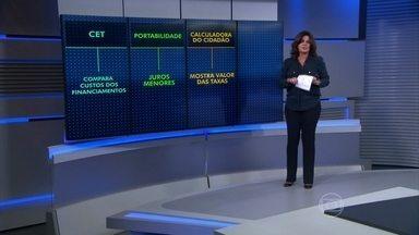 Mara Luquet apresenta aplicativos que ajudam no controle das finanças - A colunista de finanças pessoais fala sobre os programas de computador e aplicativos que podem ajudar a organizar as dívidas, como a Calculadora do Cidadão, do Banco Central.