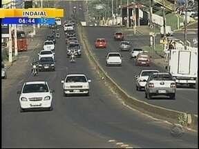 Motoristas de Chapecó devem ficar atentos a algumas mudanças no trânsito - Motoristas de Chapecó devem ficar atentos a algumas mudanças no trânsito