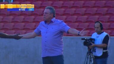 Futebol: técnico Abel Braga ainda não tem permanência garantida para 2015 - O destino do técnico fica dependendo do resultado das eleições presidenciais do Inter.