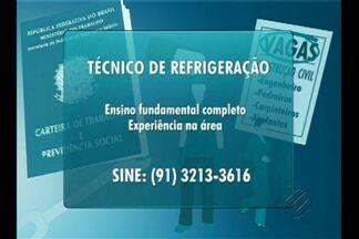 Confira as vagas de emprego e estágio no Bom Dia Pará desta terça-feira (18) - Há oportunidades para estudantes e profissionais.