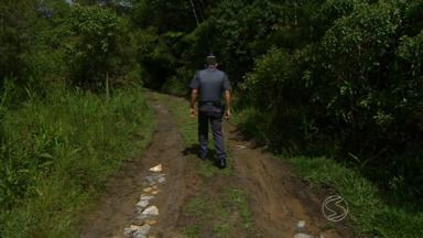 Polícia de Paraty passa a investigar assassinato na RJ-165 - Inicialmente, caso estava com a delegacia de Cunha, no Vale do Paraíba paulista; crime aconteceu na noite de domingo (16), na estrada que liga os dois municípios.