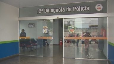 Suspeito de atropelar 4 pessoas em bar é solto, em Manaus - suspeito deve ser indiciado.