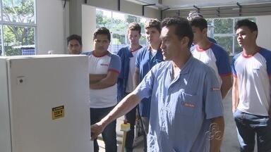 'Mundo Senai': unidade de Manaus abre as portas nesta quarta-feira (19) - Evento apresenta as oportunidades de capacitação em diversos segmentos da indústria.