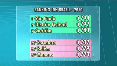 Água Verde é o bairro de Curitiba com melhor IDH da cidade - Saiba onde se vive melhor e pior em Curitiba, quais as regiões da cidade com melhor e pior IDH. A pesquisa foi divulgada hoje, é o Atlas do Desenvolvimento Humano no Brasil.