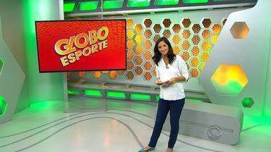 Confira a íntegra do Globo Esporte RS desta terça (25) - Programa destaca o ínicio da semana decisiva do Inter e as críticas de Felipão à arbitragem nos últimos jogos do Grêmio.