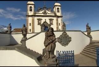 Obras de Aleijadinho vão ser oficialmente catalogadas - Artista mineiro morreu há 200 anos.