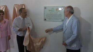 Instituto do Câncer inaugura abrigo para pessoas do interior que buscam serviço na capital - Instituto realiza 22 mil atendimentos por mês.