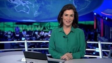 Veja no JN: economia brasileira apresenta crescimento modesto - Depois de dois trimestres seguidos de queda, o Brasil cresceu 0,1%. Cidade que recebeu médicos estrangeiros avalia, depois de um ano, a ação dos profissionais. Sobreviventes do holocausta se reencontram.