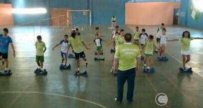 Atletas do badminton encontram na fisioterapia um aliado para melhores resultados - Atletas do badminton encontram na fisioterapia um aliado para melhores resultados