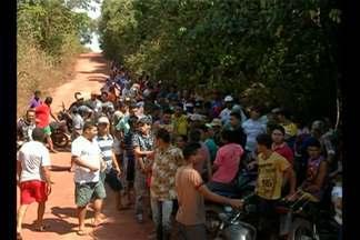 Agentes da Polícia Federal já deixaram a reserva indígena Alto Rio Guamá - Segundo a Polícia Federal, a situação na área está controlada.