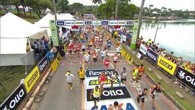 A TV Globo Minas transmite neste domingo a XVI Volta Internacional da Pampulha - Corredores do mundo inteiro se reunem para disputar a corrida em Belo Horizonte