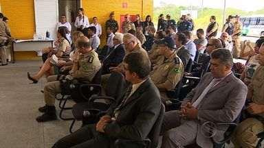 Novo posto da PRF é inaugurado em Malhada dos Bois - Novo posto da PRF é inaugurado em Malhada dos Bois.