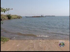 Pescadores de Pres. Epitácio estão insatisfeitos com destruição de rampa - Justiça autorizou a destruição do acesso ao rio.