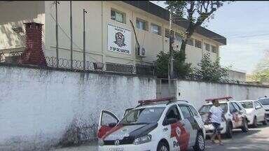 PM é baleado após tentativa de assalto na Zona Noroeste, em Santos - Policiais tentaram assaltar uma farmácia.