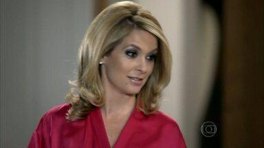 Cláudia Abreu concorre na categoria Melhor Atriz no Melhores do Ano - Assista ao vídeo e vote na atriz