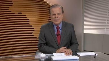 Confira os destaques do Bom Dia Brasil desta quinta-feira (4) - Congresso aprova o texto principal do projeto que livra o governo de cumprir a meta fiscal este ano. MP pede a condenação do ex-diretor da Petrobras Paulo Roberto Costa e do doleiro Youssef. Fila na madrugada para limpar o nome antes do Natal.