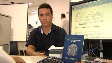 Mais de 64 mil passaportes foram emitidos neste ano em Goiás - Para a Secretária de Gestão e Planejamento (Segplan) o número é alto e reflete o tempo que se leva para emitir ou renovar o documento no estado, que é, em média, de seis dias, um dos menores do país.