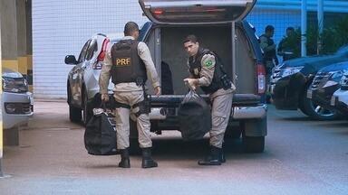 Bom Dia Amazônia fala sobre a Operação Ludus, em Rondônia - Operação já prendeu vários envolvidos em fraudes.