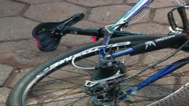 Morre ciclista que foi atropelado semana passada na BR-277 - Robert Lemos estava internado no Hospital Municipal.