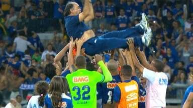Cruzeiro renova com Marcelo Oliveira por mais um ano - Após dois títulos brasileiros, diretoria celeste renovou com o treinador para a temporada 2015