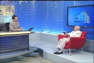 CETV conversa com o escritor Geraldo Menezes Barbosa - Professor, radialista e dentista, Geraldo ficou conhecido como um dos principais historiadores do Padre Cícero.