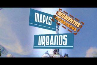 O Mapas Urbanos reprisa o quadro sobre profissões - Maria Menezes está de férias e a produção reprisa um quadro especial sobre profissões pitorescas.