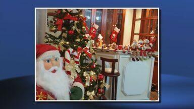 Veja mais decorações de Natal enviadas por telespectadores - Veja mais decorações de Natal enviadas por telespectadores