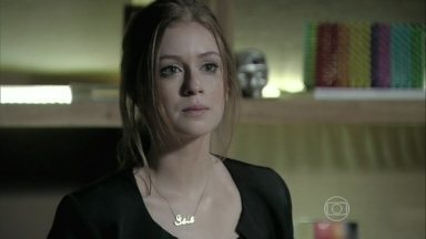 Isis confirma gravidez e manda Zé sumir da sua vida - Ruiva termina o romance com o Comendador