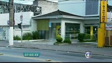 Ladrões explodem agência bancária na Zona Sul da capital - Os criminosos colocaram explosivos no caixa na agência no Jabaquara. Não há informações sobre o valor roubado.