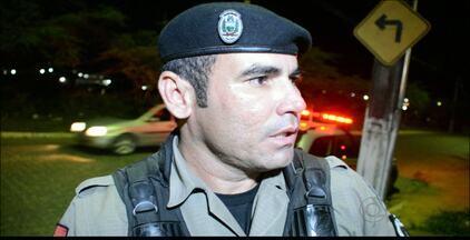 Empresário é vítima de sequestro relâmpago em João Pessoa - A vítima estava dirigindo quando foi abordada por dois criminosos armados.