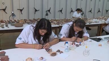 Curso de arqueologia é oferecido em duas universidades do Nordeste - Piauí atrai estudantes de todo o país.