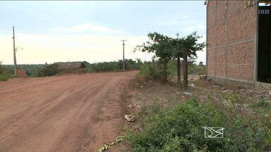 Empresário é encontrado morto na Vila Maranhão em São Luís - Corpo de Manoel Oliveira, 40, foi achado nesta quinta-feira (18).Ele foi encontrado por moradores dentro de veículo.