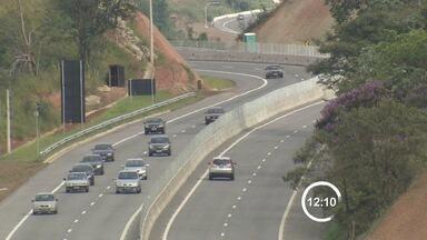 Obras no trecho de serra da rodovia dos Tamoios devem começar em 2015 - Governo do estado vai assinar o contrato da parceria público-privada na tarde desta sexta-feira (19).