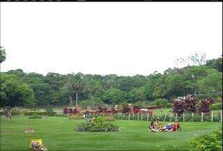 Clubes da Região do Cariri se destacam pelas belas paisagens - Espaços atraem grande número de visitantes nesta época do ano.