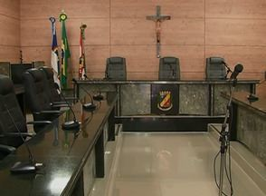 Reforma da Câmara de Vereadores é concluída em Caruaru - Obras foram entregues pelo presidente, Leonardo Chaves (PSD).