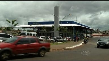 Veja as condições das rodoviária de Rio Verde e Jataí - Em Rio Verde, uma reforma que levou quase três anos para ser concluída foi inaugurada há poucos meses. O terminal de Jataí também recebeu reforma há dois anos e tem boas condições.