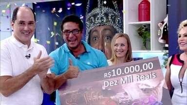 Marcelo Pinheiro é o campeão do Jogo de Panelas XIII - Vencedor leva R$ 10 mil na final da competição