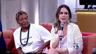 Fernanda Pontes sobre afogamento: 'Eu não perdi o respeito, perdi a noção' - Atriz e apresentadora lembra da época em que se afogou em Búzios
