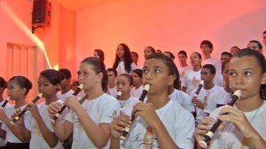 Projeto Flauta Mágica muda a vida de crianças em Cuiabá - Projeto Flauta Mágica muda a vida de crianças em Cuiabá
