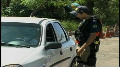PRF intensifica fiscalização na fronteira oeste para reduzir acidentes de trânsito - Assista ao vídeo.