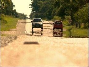 BR-471 é uma das rodovias por onde passam muitos turistas nesta época - A estrada leva às praias uruguaias