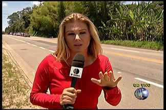 Polícia Rodoviária pede para motoristas evitarem a Rodovia Mogi-Bertioga - Trânsito da rodovia começa na Via Perimetral em Mogi das Cruzes neste sábado (27).
