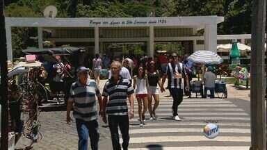 Hotéis estão na expectativa para o movimento em cidades turísticas do Sul de Minas - Hotéis estão na expectativa para o movimento em cidades turísticas do Sul de Minas
